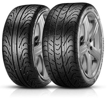 PZero Corsa System (Left) Tires